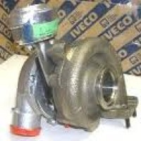 504071262 TURBINA ORIGINALE IVECO -DAILY S 2000->